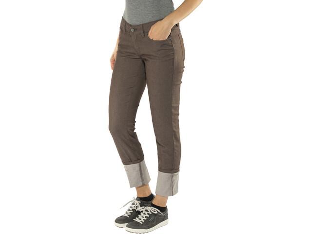 Prana Kara Jeans Donna, coffee bean
